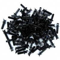 Embases noires (6 sacs)