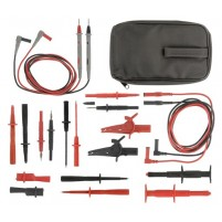 DELUXE SAFETY TEST LEAD KIT