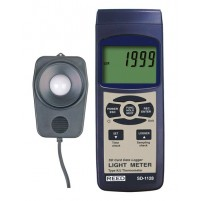 LIGHT METER/TYPE J/K THERMOMETER, DATA LOGGER