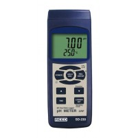 pH/ORP METER, DATA LOGGER