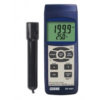 CONDUCTIVITY/TDS/SALINITY METER, DATA LOGGER