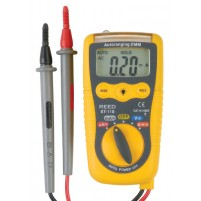 MULTIMETER/VOLTAGE DETECTOR, 600V AC/DC