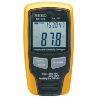 TEMPERATURE/HUMIDITY DATA LOGGER
