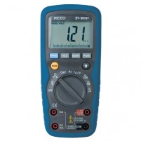 MULTIMETER, TRMS, AC/DC, W/ TEMPERATURE