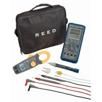 CLAMP METER/MULTIMETER/ VOLTAGE TESTER COMBO KIT