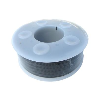 12 bobines noires (UV résistant)