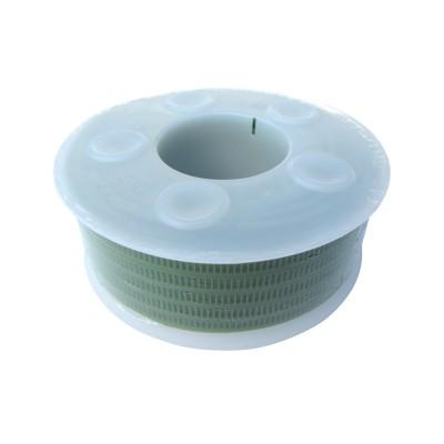12 bobines vertes (UV résistant)
