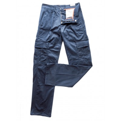 Pantalon de travail cargo Goliath - Orange River