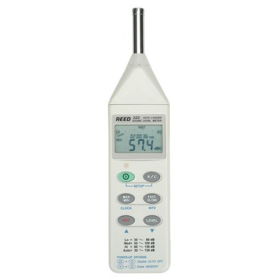 SOUND LEVEL METER, TYPE 2, DATA LOGGER