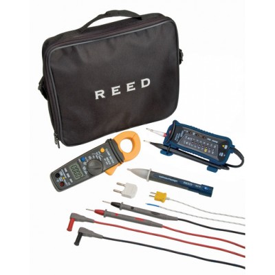 CLAMP METER/VOLTAGE TESTER COMBO KIT