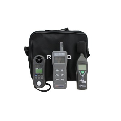 ENVIRONMENTAL COMBO KIT, INCL. ST-805, LM-8000, 77535